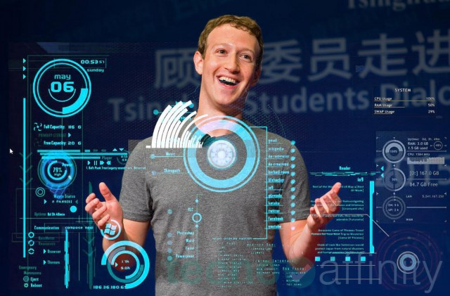 Image result for mark zuckerberg ai jarvis