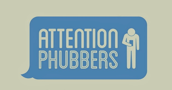 Image result for no phubbing